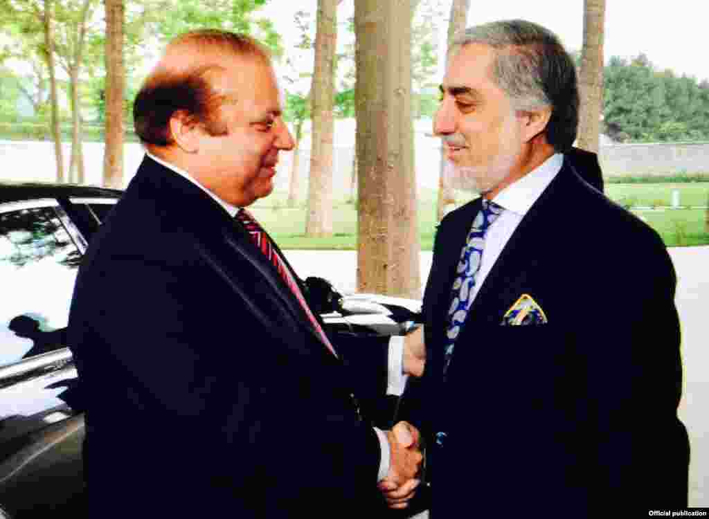ملاقاتوں میں سرحد کے دونوں جانب قیام امن اور دو طرفہ تعلقات کی بہتری پر بات چیت کی گی۔