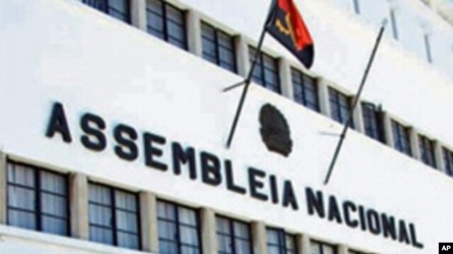 Assembleia Nacional de Angola