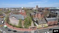Гарвардский университет, Кембридж.