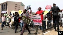 Nouvelle manifestation de chiites à Abuja