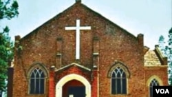 Missão do Quéssua, igreja Metodista Unida