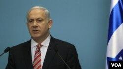 Perdana Menteri Benjamin Netanyahu mengecam serangan yang dilakukan terhadap Kedutaan Besar Israel di Kairo.