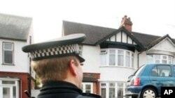 برطانیہ میں دہشت گرد کارروائیوں کے الزام میں12 افراد گرفتار