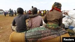 Impunzi z'Abarundi i Kigoma mu burengero bwa Tanzania, kw'itariki ya 19/05/2019