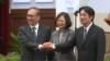 台湾行政院内阁将于1月11日总辞