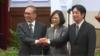 台湾行政院长:蔡政府不会推公投不会宣布独立