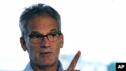 "Jon Krakauer, penulis buck ""Missoula: Rape and the Justice System in a College Town"" (Foto: dok)."