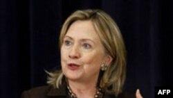 Zyrtarë të lartë izraelit e palestinez do të takohen sot me sekretaren e Shtetit Hillary Klinton