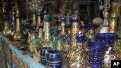 رکود صنعت شیشه گری در هرات