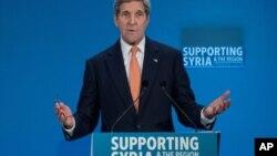 ႏိုင္ငံတကာ အလွဴရွင္မ်ား အစည္းအေဝး အေမရိကန္ ႏိုင္ငံျခားေရး ဝန္ႀကီး John Kerry တက္ေရာက္။ ( ေဖေဖာ္ဝါရီ ၄၊ ၂၀၁၆)