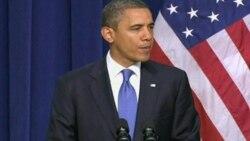 Obama Konuşma