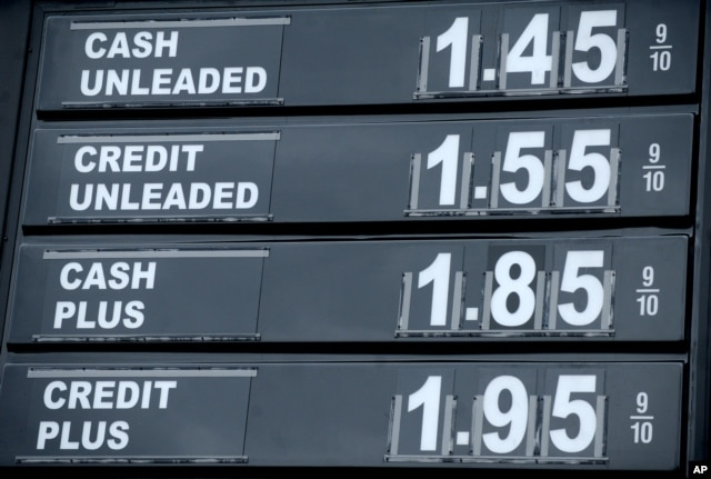Gas Prices Tumble Toward $1.00 Iran sanctions have been lifted which will wash the world with more oil.