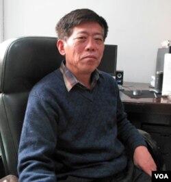 延边大学教授金强一