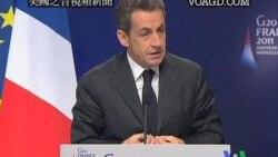 2011-11-04 美國之音視頻新聞: G20峰會焦點從希臘轉到世界經濟