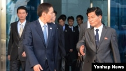 남북 실무회담 견해차...북 선박 파나마서 억류