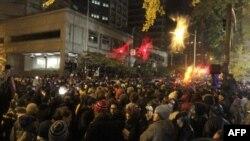 Протесты в Портленде, штат Орегон