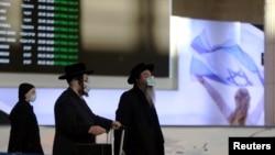 ARHIVA - Aerodrom Ben Gurion u Tel Avivu (Foto: Reuters/Ronen Zvulun)
