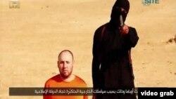 Video snimak pogubljenja američkog novinara Stivena Sotlofa