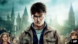 Harry has a final confrontation with Voldemort in 'Harry Potter and The Deathly Hallows: Part 2,' the final installment in the film series.