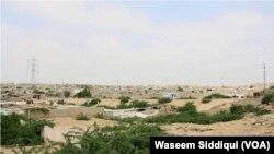 ارکان آباد کا ایک منظر