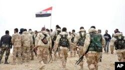 Palmyra ေရွးေဟာင္းၿမိဳ႕ ဆီးရီးယားတပ္ ျပန္သိမ္းခဲ့