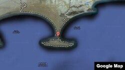 巴基斯坦瓜达尔(谷歌地图)