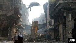 Місто Хомс, Сирія