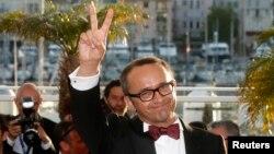 """Sutradara Andrey Zvyagintsev, yang filmnya """"Leviathan"""" telah meraih penghargaan di Cannes dan Golden Globe Awars. (Reuters/Benoit Tessier)"""
