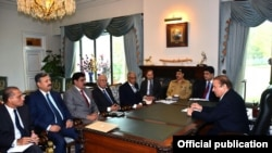 وزیراعظم نواز شریف کی زیر صدارت اجلاس