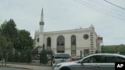 纽约的一座清真寺