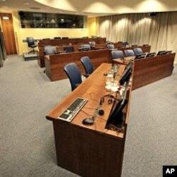 海牙战争罪法庭
