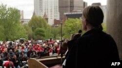 Лекция о СПИДе в штате Коннектикут