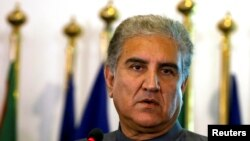 巴基斯坦外交部长库雷希(2018年8月20日)