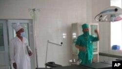 '프리미어 어전스' 구호단체의 북한 의료지원 활동