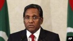 مالدیپ: انتخابات اگلے سال اکتوبر میں