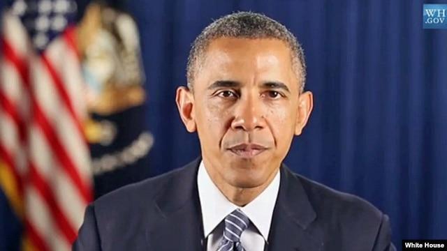 FILE - U.S. President Barack Obama