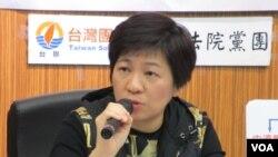 台聯黨立委 黃文玲