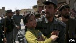 حملۀ امروز در نزدیک میدان هوایی کابل رخ داد