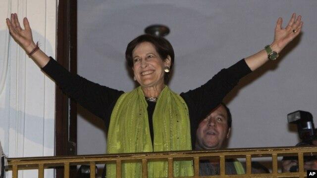 Susana Villarán enfrentará un proceso de revocatoria el 17 de marzo.