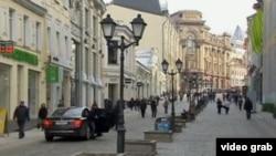 莫斯科街頭