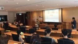 香港媒体记者因突破新闻封锁获奖