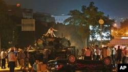 در کودتای نافرجام ترکیه بیش از ٢٣٠ تن کشته شد