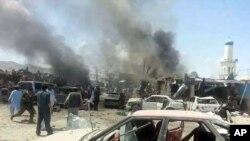Ubwiyahuzi muri Afuganisitani buhitana abantu benshi