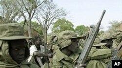 Wasu dakarun Sudan