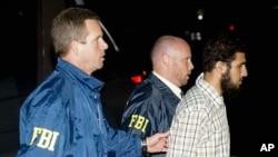 Uwagirijwe igitero c'iterabwoba i New York muri Amerika mu minwe y'inyamiramabi za FBI.
