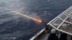 VOA连线(歌篮):日本在南中国海潜舰演习 有意牵制中国