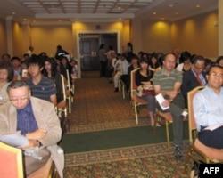 美国台湾研究院听众