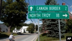 Fronteira do Canadá