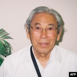 日本裔美国人阿瑟·尾上和弥
