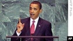奥巴马呼吁各国共同努力携手面对全球挑战